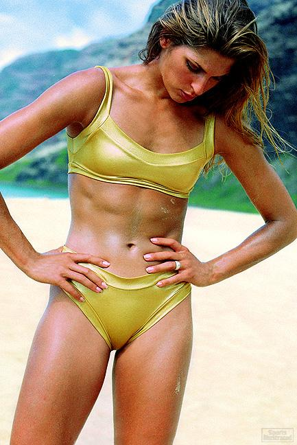 Beach Volleyballer Gabrielle Reece