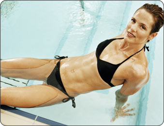 U.S. Freestyle Olympic Swimmer Dara Torres