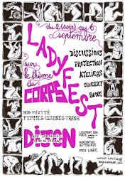 Ladyfest 2-6 Sept 2009,Dijon