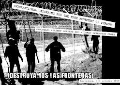 Por la transgresión de las fronteras !!!