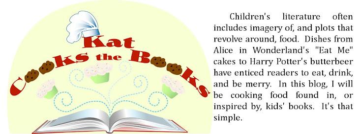 Kat Cooks the Books