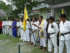 Ketua PengProv JKI Pekan Baru Berkunjung Ke Kota Pematangsiantar, asal lahirnya Perguruan JKI