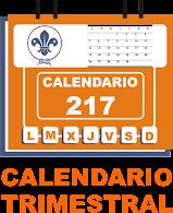 Calendario Trimestral