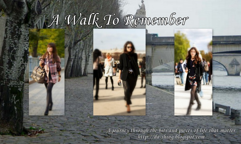 A Walk To Remember~