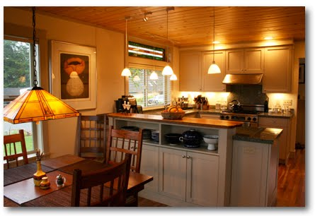 Cozy Country Kitchen