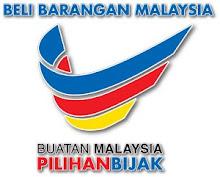 Belilah Barangan Buatan MALAYSIA
