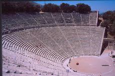 Il teatro di Epidauro