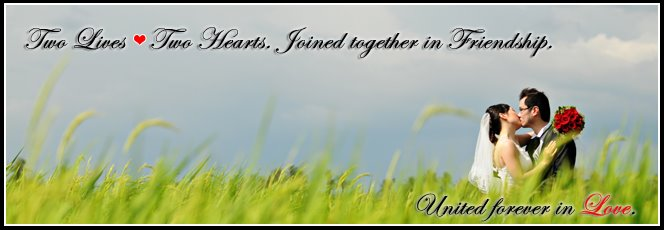 Two Lives Two Hearts Joined Together in Friendship Two Hearts Joined Together in