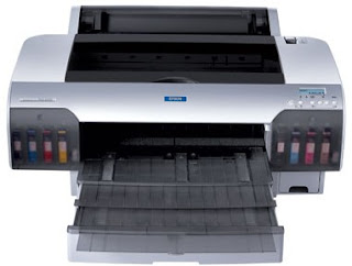 Model 2 How to install Epson DX4800 All-in-One Printer driver