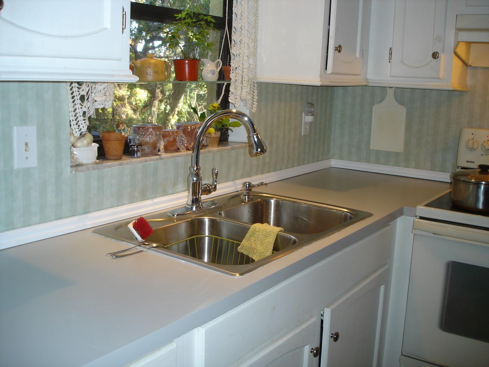 Painting Kitchen Countertops : Linneas Idea Spot: Painting Countertops?!