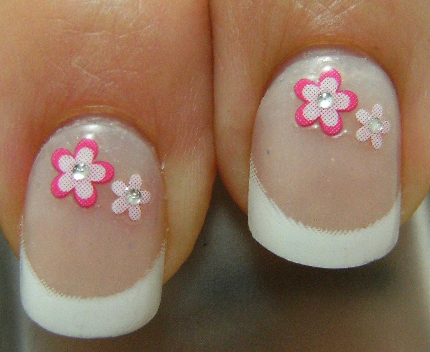 ♥ Nail Stickers & Nailene Nails Review ♥ - Make Beauty Nails