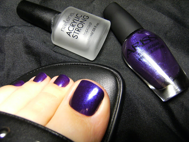 Funky Toe Nail Designs