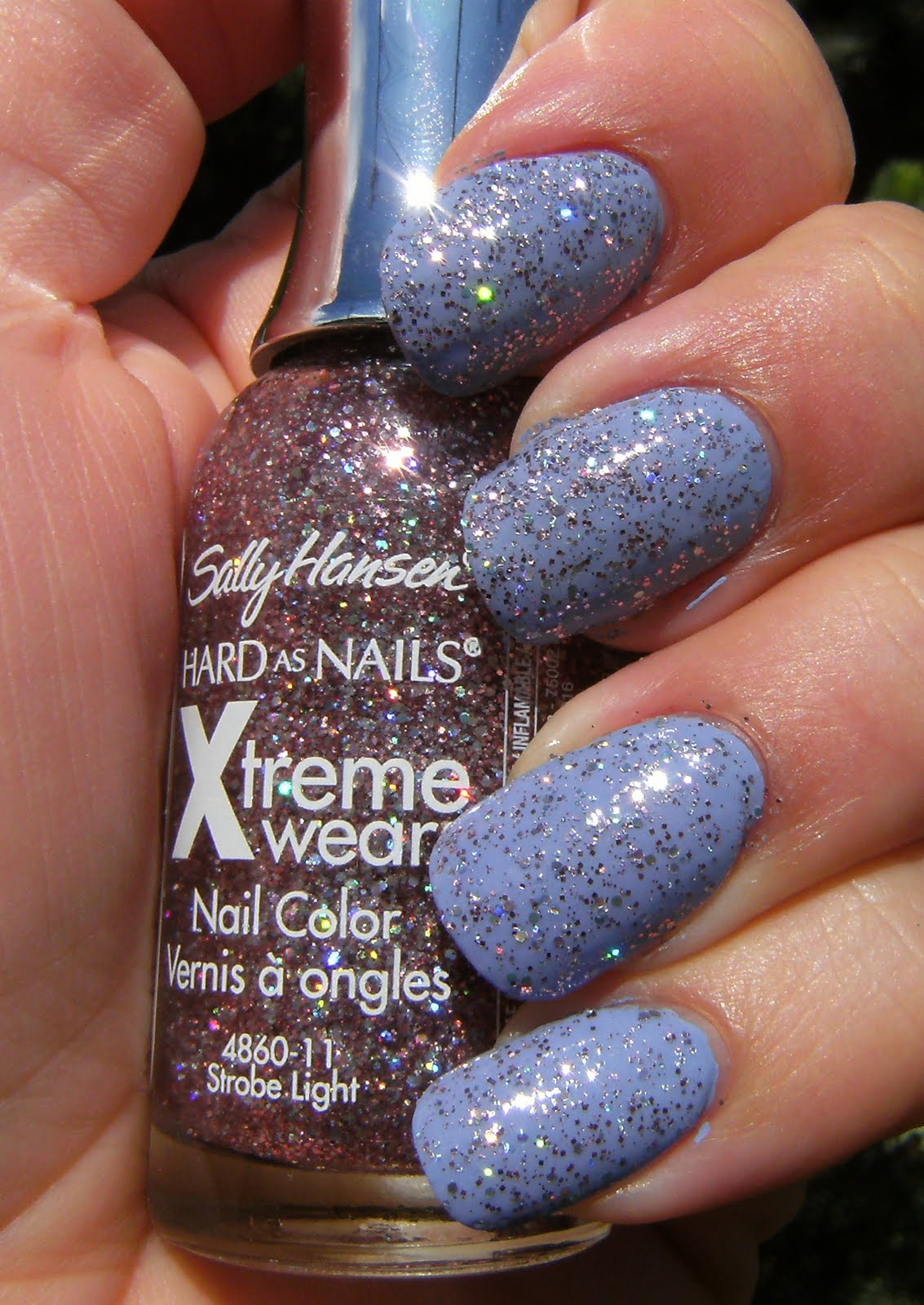 Deez Nailz: ♥ S.H 'Strobe Light' with Franken