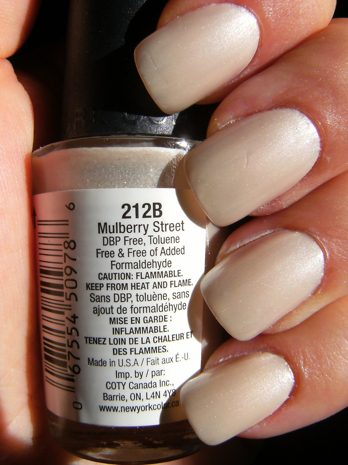Nyc Nail Polish 3 Free - CrossfitHPU