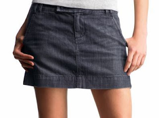 Style and Focus Lifestyle PR: Denim Mini Skirts: The Best Part of ...