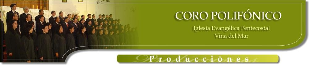 CORO IEP VIÑA DEL MAR - Producciones
