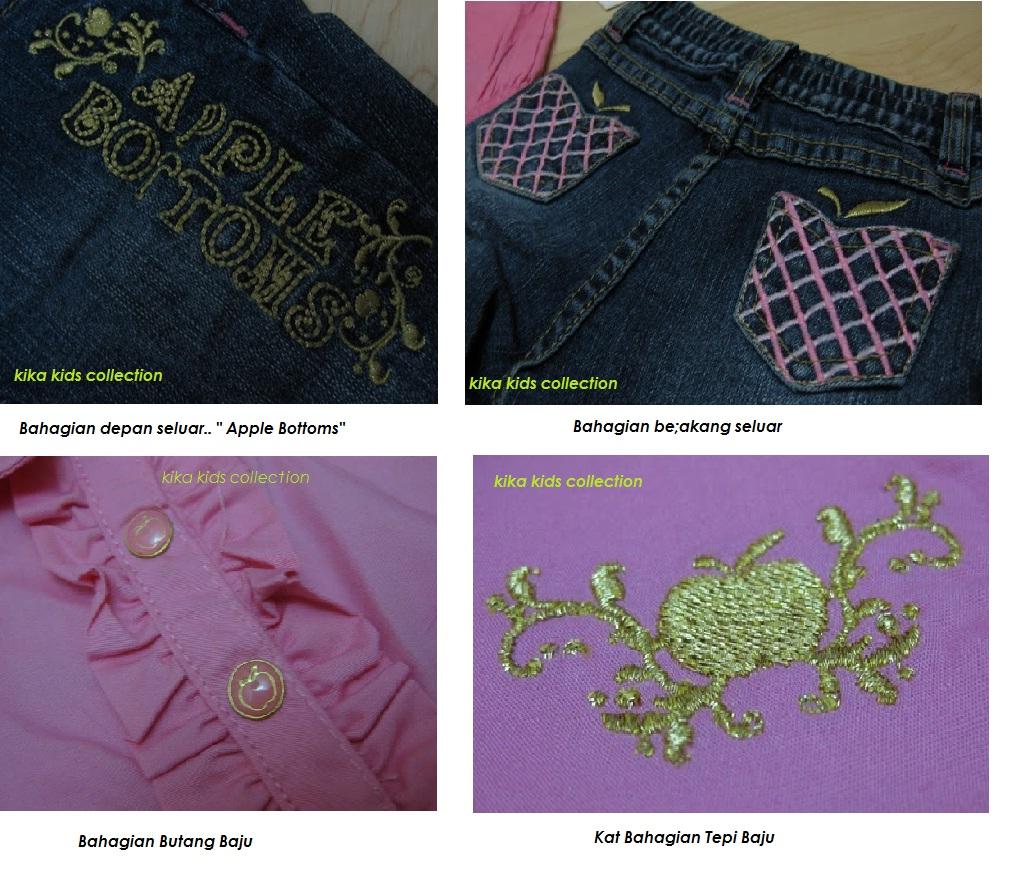 kika kids collection baju baby kanak2 jualbeli shop online classifieds forum cari. Black Bedroom Furniture Sets. Home Design Ideas