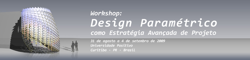 Design Paramétrico - UP