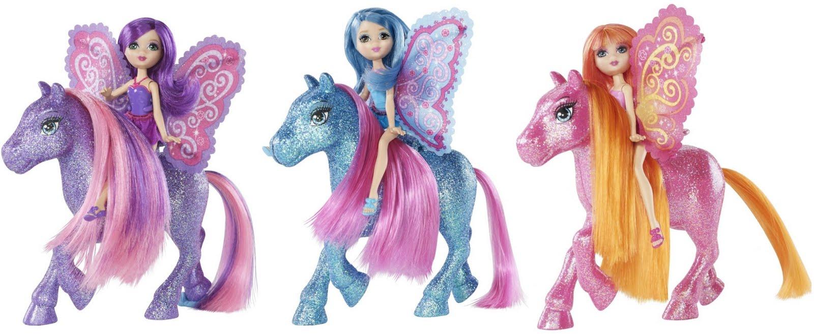 Nuevas Mu  Ecas De Barbie  Un Secreto De Hada