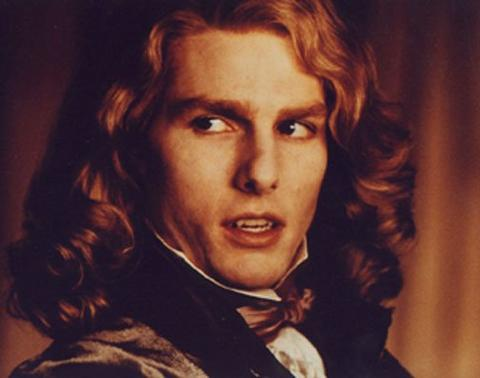 Vampire - well shortly after watching this movie I picked up Lestat's