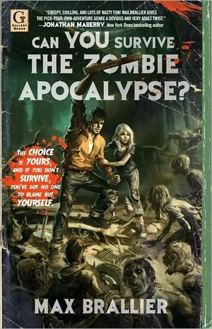 Books like can you survive the zombie apocalypse xbox