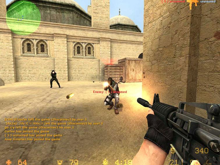 descargar el juego de counter strike 1.6 para pc