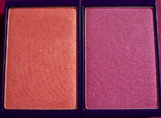 vsculpt blush in radiance and enchanting