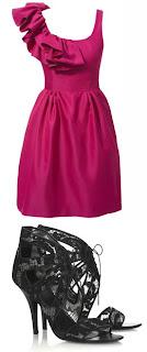 kirribilla dress givenchy shoes