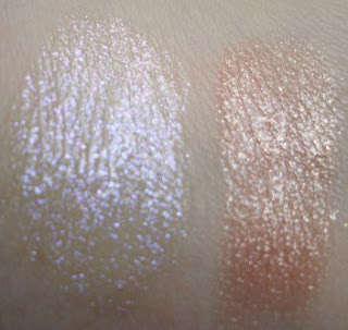 lancome color fever shine lipstick swatches closeup of ray of pink light