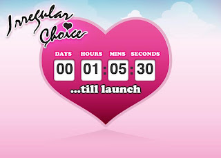 irregular choice new website