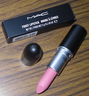 mac colour crafted lipstick from colour craft