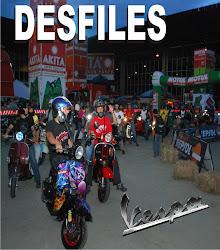 DESFILES VESPASHOWS