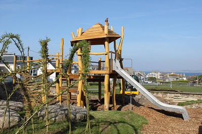 Ayr Field St Ives - Childrens Play Area
