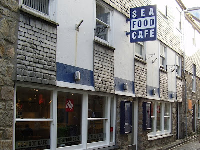 Seafood Cafe - All Things Cornish Fish - 15th and 17th June