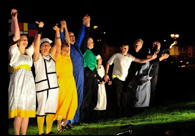 St Ives Community Play 2009 - Romeo and Juliet