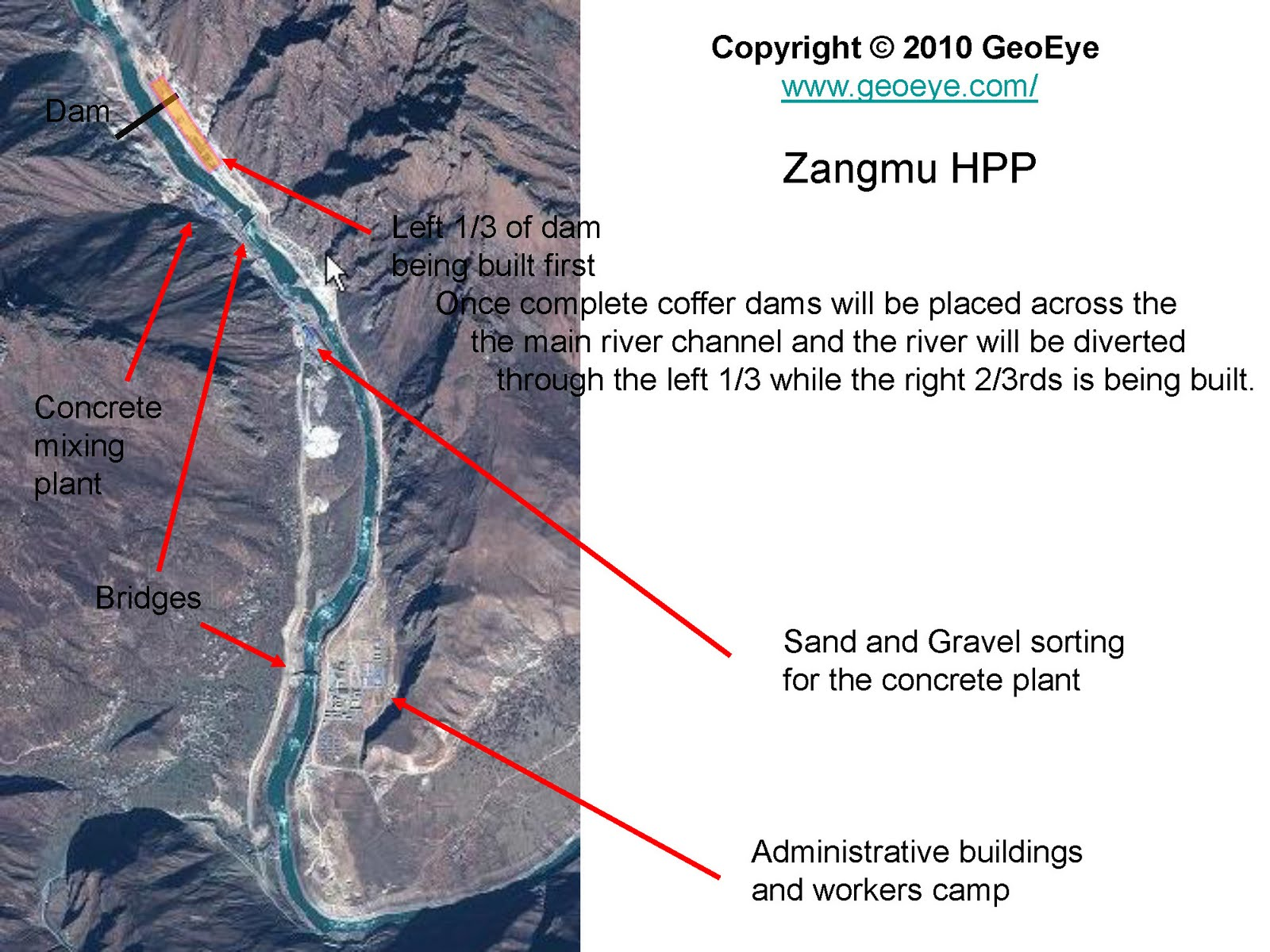Three gorges dam project china s biggest project since the great wall -  Img