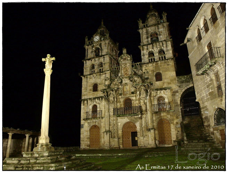 As Ermitas de noche