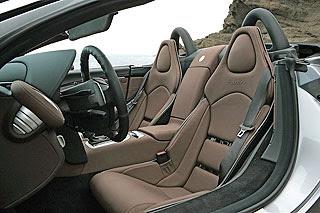 Mercedes-Benz SLR McLaren Roadster 7