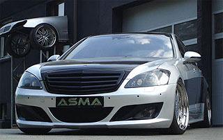 Mercedes S-Class ASMA Eagle II