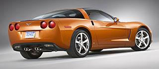 2008 Chevrolet Corvette 2