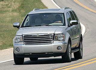 2008 Chrysler Aspen Hybrid