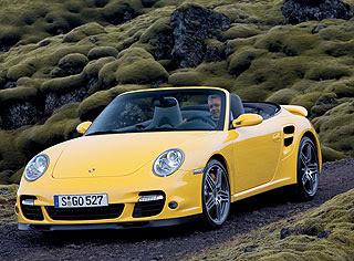 2008 Porsche 911 997 Turbo Cabriolet 2