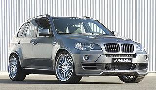 2007 Hamann BMW X5 E 70