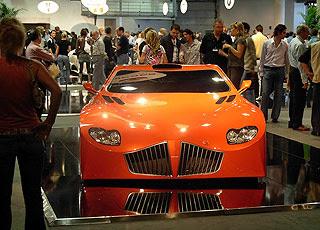 2007 Weber Sportscar