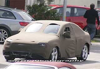2009 Audi A4 Spy Photos