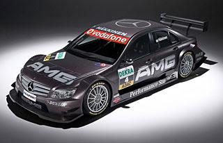 2007 Mercedes-Benz AMG DTM C-Class 2