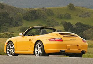 2007 Porsche 911 Carrera 5