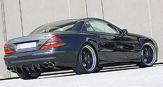 Mercedes SL Kicherer 5