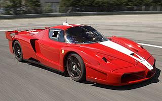 Special Ferrari FXX 2