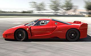 Special Ferrari FXX 3